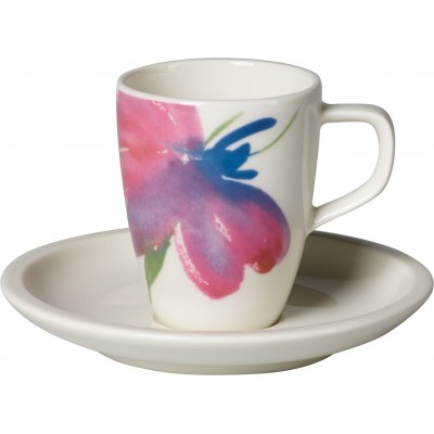 Espresso kavos puodelis su...