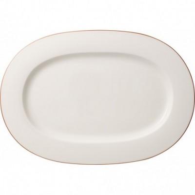 Ovali lėkštė